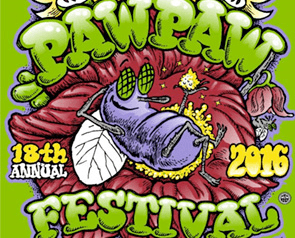 18th Annual Pawpaw Fest Slated for September!